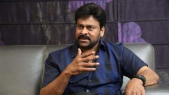 Confident Chiru's shocking comments on his next