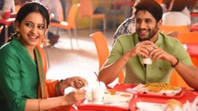 Rakul in love with her role in RVC