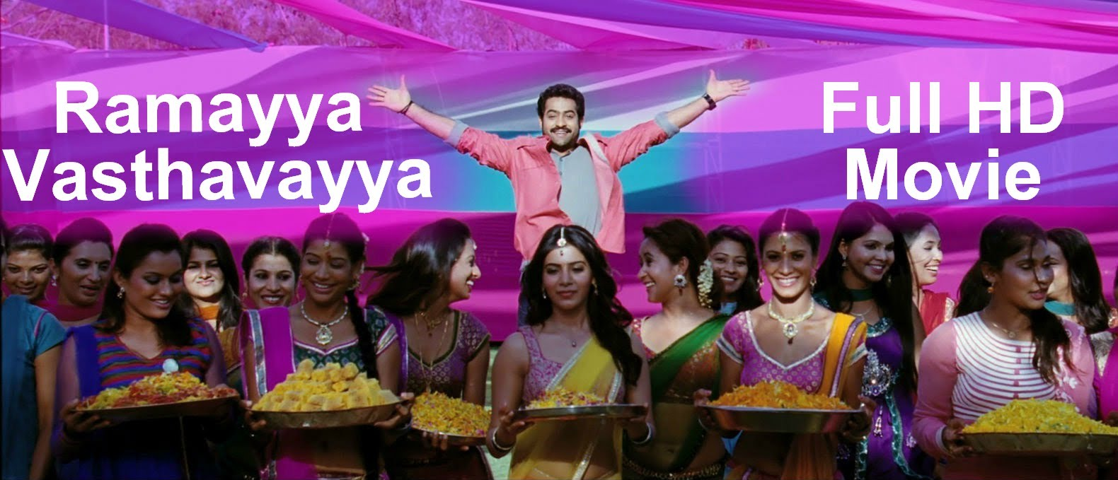 ramayya vasthavayya full movie hd - ntr,samantha, dil raju & harish
