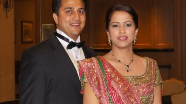 Indo-American couple donated 1.6 Crores for Harvey victims