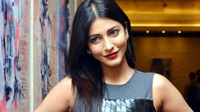 In-Talk: Shruthi Hassan revealed a fact about Kannada film industry