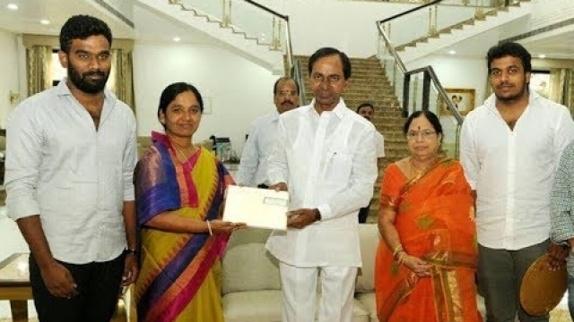 Paritala marriage – 'Yes' to TRS, 'No' to TDP!